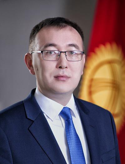 АБДЫГУЛОВ Толкунбек Сагынбекович