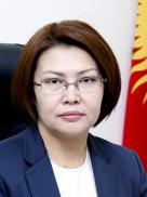 ОМУРБЕКОВА Алтынай Сейитбековна