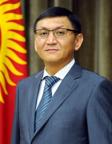 КЫЛЖЫЕВ Самат Аскербекович