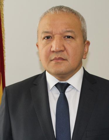 ОСМОНБЕТОВ Эмиль Кубатович