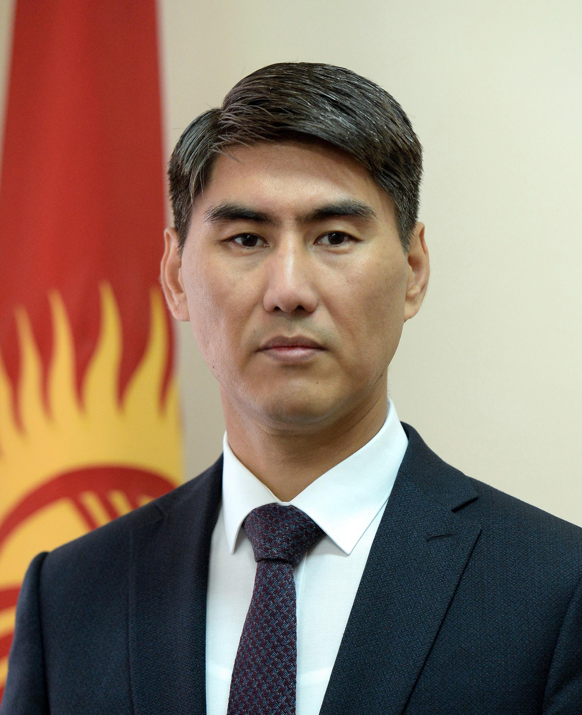 АЙДАРБЕКОВ Чыңгыз Азаматович