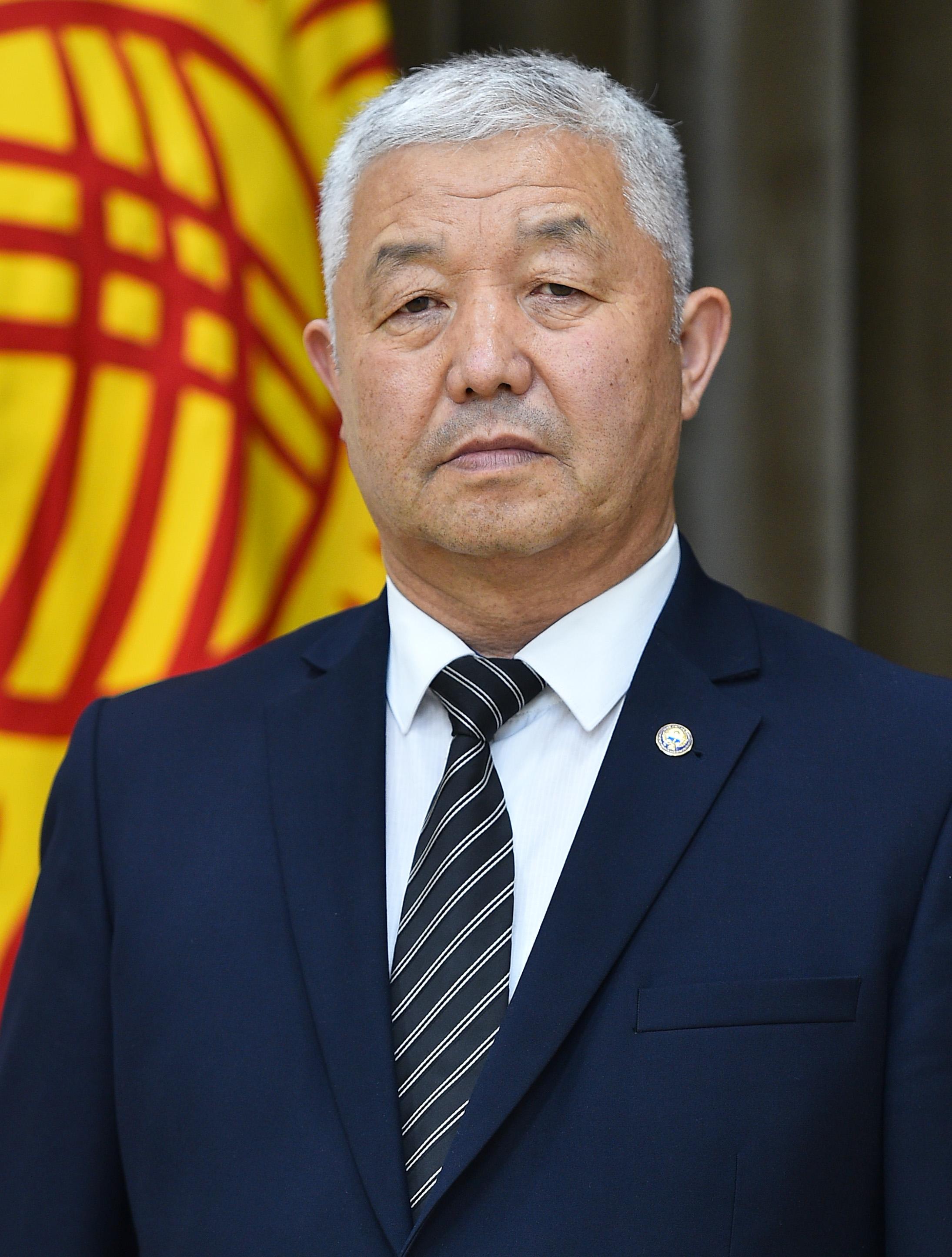 Каныбек Ботобаев